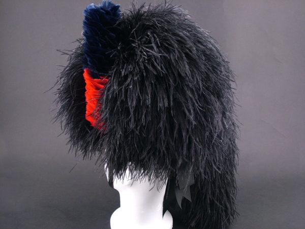 Pipers Feather Bonnet - 4 tail - MOD Specification